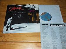Chilliwack-Wanna be a star/us-LP 1981 & Inlet