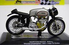 Norton Manx 500 CC * 1951 WORD CHAMPION G. Duke * 1:22 PROTAR/ITALERI _
