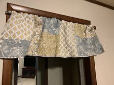 Jcp Home Expressions Isabel Rod Pocket Valance 52 W x 15 L Multi