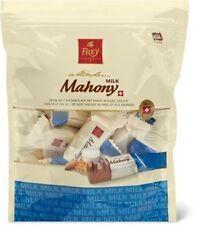 MAHONY - finest Swiss milk chocolate with honey and almond nougat - 840 gram