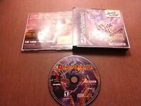 Sony PlayStation 1 PS1 Disc Case No Manual Tested Dragon Valor NO DISC 1