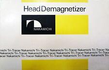Nakamichi Head Demagnetizer Tri-Tracer
