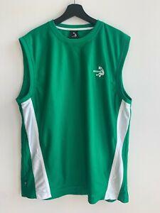 VTG Shaquille O'Neal NBA Lakers Celtics Jersey Green Y2K Basketball Shaq - Large