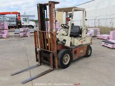 New ListingNissan Kph02A25V 4,275 lbs Warehouse Industrial Forklift Lift bidadoo -Repair
