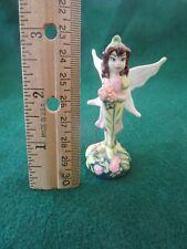 Prilla Miniature Porcelain Ceramic Fairy Figurine Royal Doulton Df9 2006 MfgFlaw