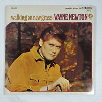 Wayne Newton Walking On New Grass Vinyl LP 1968 MGM Records Release Me, Stereo