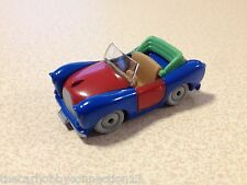 Motorama Diecast Metal Disney Mickey Mouse Convertible Car 1:64 Scale