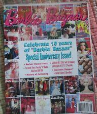 Barbie Bazaar Collector Magazine - Anniversary Edition August 1998
