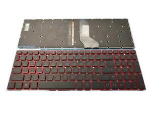 New Acer Nitro 5 AN515 AN515-51 N17C1 N17C7 Laptop Backlit Keyboard Red keys US