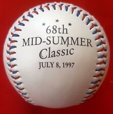 1997 MLB All-Star Game Commemorative Baseball JACOBS FIELD Cleveland, OH (I)
