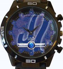 Reloj Pulsera Zodiac Signo Leo Nuevo Deportivo GT Series