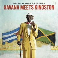 Mista Savona - Havana Meets Kingston [CD]