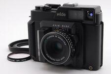 【Exc+++++】Fuji Fujica GS645W Pro 45mm f5.6 Medium Format Film from Japan 392