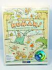 Introducing The Humans Big Box Pc Computer Game Pc-rom Gametek