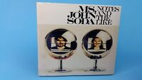 New Music CD Notes and the Like Digipak by Ms. John Soda