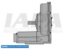 IAPA Side Channel Blower Motor-less - P/N ML-301 Motorless