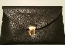 Womens Ladies Envelope Clutch Chain Purse Handbag Shoulder Handbag