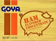 Goya Ham Flavored Concentrate, 1.41 Oz (Case of 36)