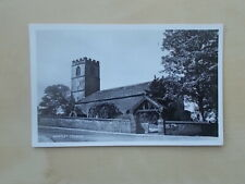 VINTAGE POSTCARD - WORTLEY CHURCH - SHEFFIELD - YORKSHIRE  RP   6457