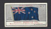 CADBURY - FLAG SERIES - #7 NEW ZEALAND
