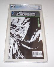 Green Lantern (DC New 52) #12 - PGX NM/MT 9.8 - sketch variant