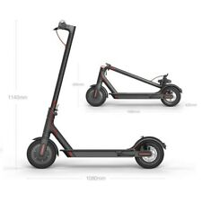 Original Xiaomi Mi Electric Scooter M365 EU - Schwarz: Faltbar, App, LED, usw.