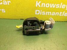 ALFA ROMEO 147 MK1 PASSENGER SIDE REAR DOOR LOCK