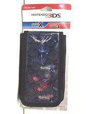 Nintendo 3DS Pokemon Pocket Case Color Black  PowerA        A3