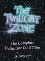 Individual Twilight Zone Definitive Edition Season 1-5 (B&W DVD) Disc Of Choice