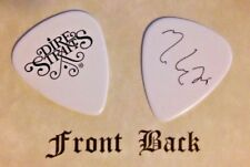 DIRE STRAITS - MARK KNOPFLER band logo signature guitar pick - (w)