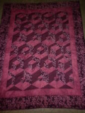 Unbranded Floral 100% Cotton Quilts & Bedspreads