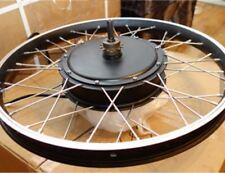 MXUS 3000w/72v Electric Bike Ebike Fat Tire or Regular Tire Conversion Kit