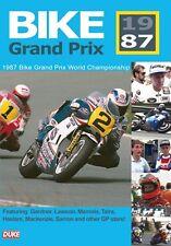 BIKE GRAND PRIX 1987 DVD. WAYNE GARDNER etc. MOTORCYCLE GP. 230 Mins.DUKE 4768NV