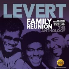 LeVert - Family Reunion: Anthology - Including Recordings By Gerald Levert &Sean