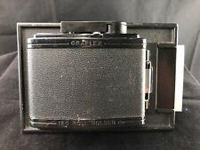 GRAFLEX ROLLFILM BACK RH-10 FOR 6cmx7cm on 120 film for 5x4 Cameras