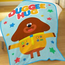 HEY DUGGEE HUG SOFT FLEECE BLANKET CHILDRENS