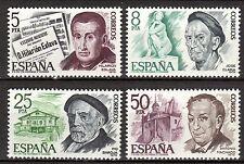 Spain - 1978 Artists - Mi. 2348-51 MNH