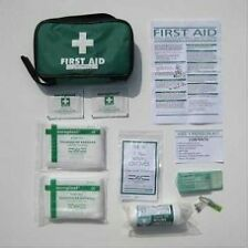 First Aid Kit HSE small size Lightweight Travel Taxi Camping Car Taxi