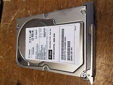 Sun Microsystems 73GB Ultra 320 SCSI Hard Disk Drive w/ Caddy 390-0106 540-5456