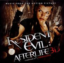 RESIDENT EVIL - AFTERLIFE CD ORIGINAL SOUNDTRACK NEU