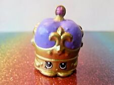 Shopkins World Vacation Precious Jewel CROWN JEWELS Gold Exclusive Mint OOP