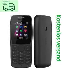 Nokia 110 (schwarz) Black Dual - SIM - Handy Smartphone  VP TOP