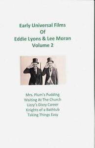 Early Universal Shorts of Lyons & Moran Vol. 2