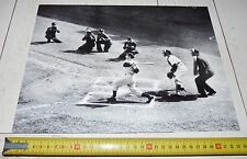 PHOTO BASEBALL 1938 JOE DI MAGGIO NEW YORK YANKEES WASHINGTON SENATORS