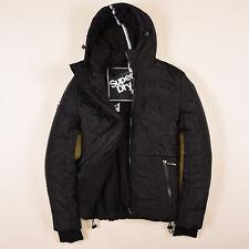 Superdry Herren Jacke Jacket Winterjacke Gr.S Polar Sport Fleece-Futter 83627