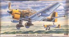Hasegawa Junkers Ju87R-2 STUKA StG2 IMMELMANN Ref 09673