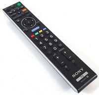 Sony RM-ED011 TV Remote Control Original Genuine A081