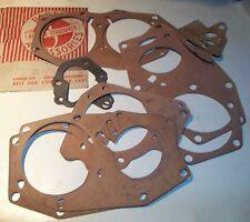 NOS 1950 1951 Studebaker Gasket Assort. 527967, 538612 (Hard to Read) 19 Gaskets