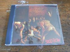 Skid Row CD Slave to the Grind  Melodic Hard Rock! 1st Print!