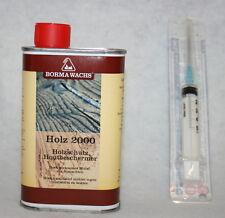 Holzwurmtod,Holzwurm,Holzbock,Borma 2000,Holzschutz,250 ml mit Spritze top Angeb